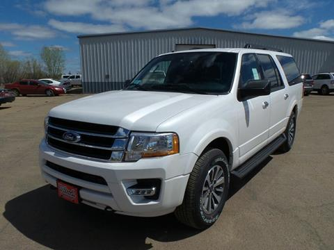 2017 Ford Expedition EL for sale in Chamberlain, SD