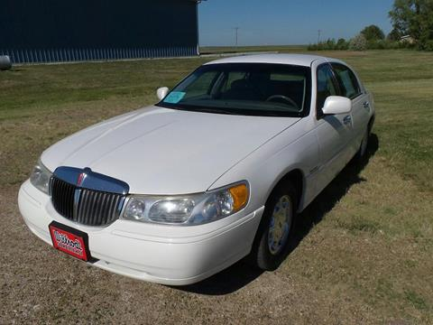 Lincoln Town Car For Sale In South Dakota Carsforsale Com