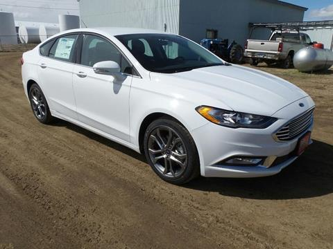 2017 Ford Fusion for sale in Chamberlain, SD
