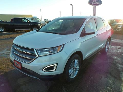 2017 Ford Edge for sale in Chamberlain, SD