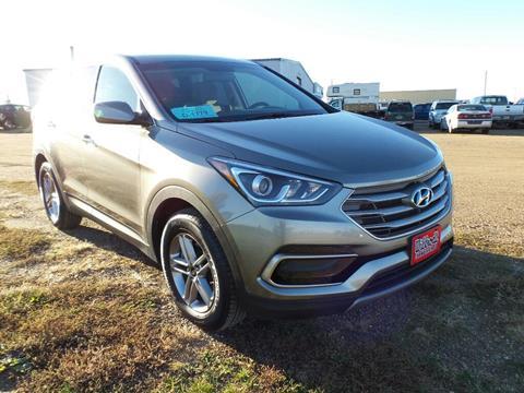 2017 Hyundai Santa Fe Sport for sale in Chamberlain, SD