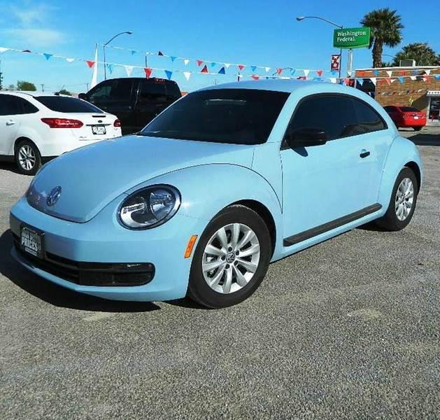 2016 Volkswagen Beetle 1.8T Fleet Edition PZEV 2dr Hatchback 6A - Overton NV