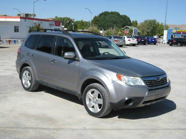 2009 subaru forester 2 5 x premium awd 4dr wagon 4a in overton nv town country auto sales. Black Bedroom Furniture Sets. Home Design Ideas