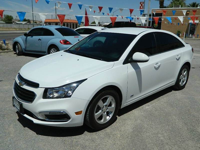 2016 Chevrolet Cruze Limited 1LT Auto 4dr Sedan w/1SD - Overton NV