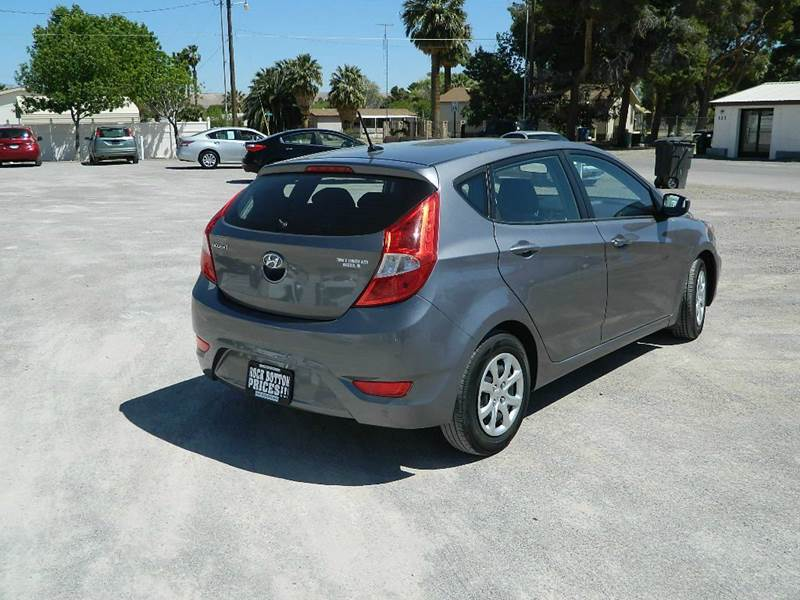 2014 Hyundai Accent GS 4dr Hatchback - Overton NV