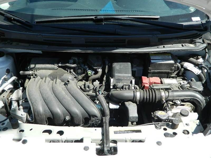 2016 Nissan Versa Note SV 4dr Hatchback - Overton NV
