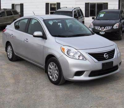 2016 Nissan Versa for sale in Overton, NV