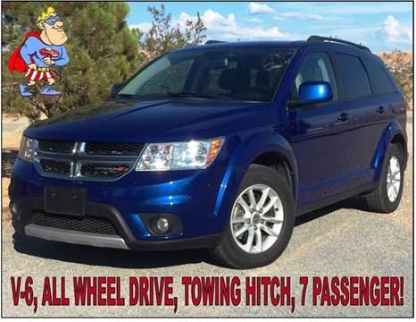2015 Dodge Journey for sale in Overton, NV