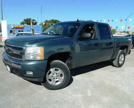 2009 Chevrolet Silverado 1500 for sale in Overton, NV