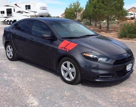 2015 Dodge Dart for sale in Overton, NV
