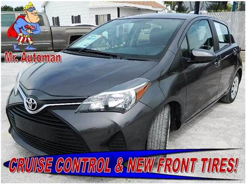 2015 Toyota Yaris for sale in Overton, NV