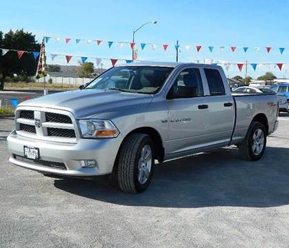 2012 RAM Ram Pickup 1500 for sale in Overton, NV