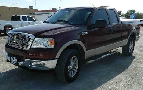 2005 Ford F-150 for sale in Overton, NV