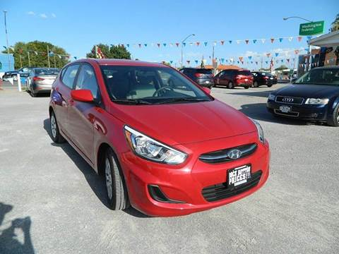 2017 Hyundai Accent for sale in Overton, NV