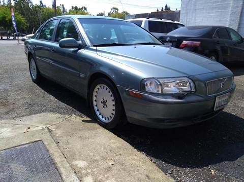 Used 2001 Volvo S80 For Sale In California Carsforsale