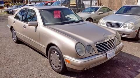 Mercedes e320 for sale