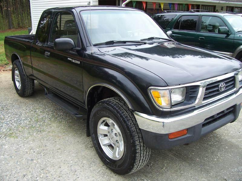 1996 Toyota Tacoma