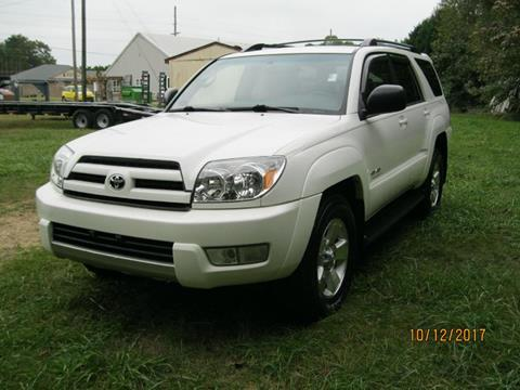 2004 Toyota 4Runner for sale in Winston Salem, NC