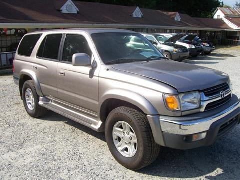 2001 Toyota 4Runner for sale in Winston Salem, NC