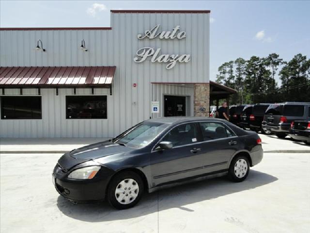 2004 HONDA Accord for sale in LUMBERTON TX