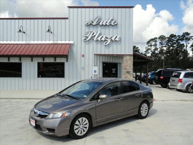2011 HONDA Civic for sale in LUMBERTON TX