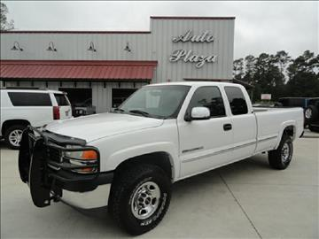 2001 GMC Sierra 2500HD for sale in Lumberton, TX
