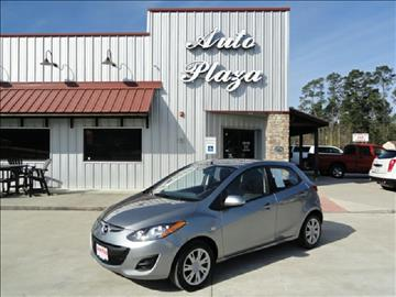 2014 Mazda MAZDA2 for sale in Lumberton, TX