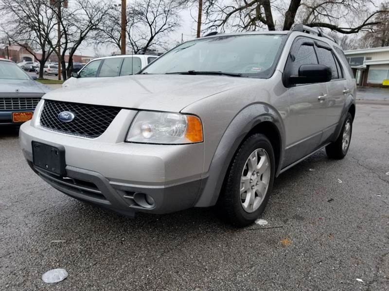 2007 Ford Freestyle Sel 4dr Wagon In Columbia Mo Aa Auto Sales Llcrhautoasales: Ford Freestyle Spare Tire Location At Elf-jo.com
