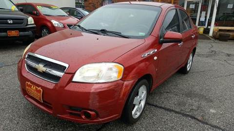 2008 Chevrolet Aveo for sale in Columbia, MO