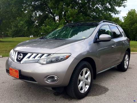 2009 Nissan Murano for sale in Columbia, MO