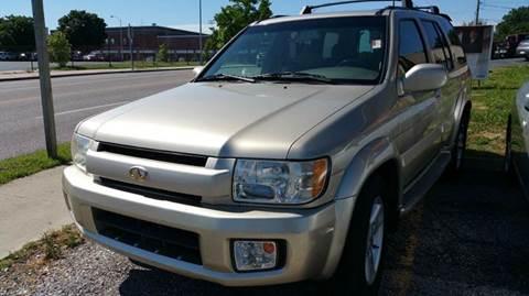 2001 Infiniti QX4 for sale in Columbia, MO