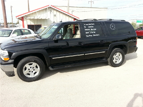 2005 Chevrolet Suburban for sale in Abilene, TX