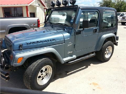 Jeep For Sale Abilene Tx