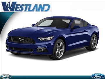 2016 Ford Mustang for sale in Ogden, UT
