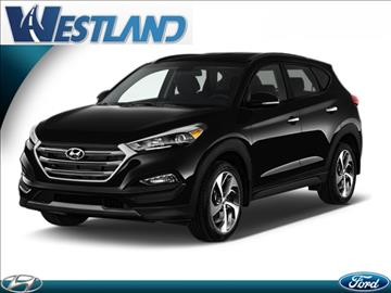 2016 Hyundai Tucson for sale in Ogden, UT