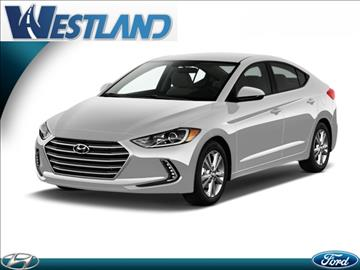2017 Hyundai Elantra for sale in Ogden, UT