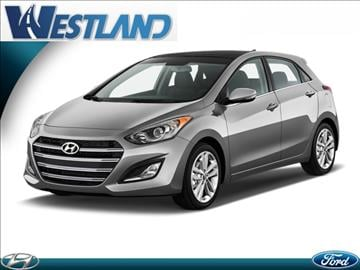 2016 Hyundai Elantra GT for sale in Ogden, UT