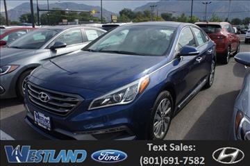 2017 Hyundai Sonata for sale in Ogden, UT