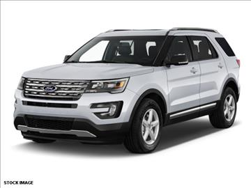 2016 Ford Explorer for sale in Ogden, UT