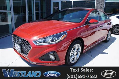 2018 Hyundai Sonata for sale in Ogden, UT