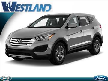 2016 Hyundai Santa Fe Sport for sale in Ogden, UT