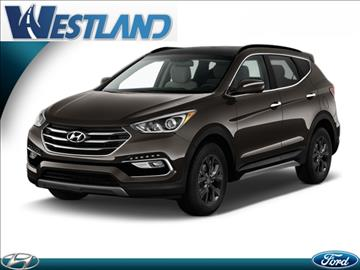 2017 Hyundai Santa Fe Sport for sale in Ogden, UT