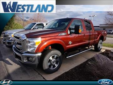 2016 Ford F-350 Super Duty for sale in Ogden, UT