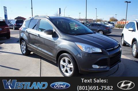 2015 Ford Escape For Sale in Utah - Carsforsale.com