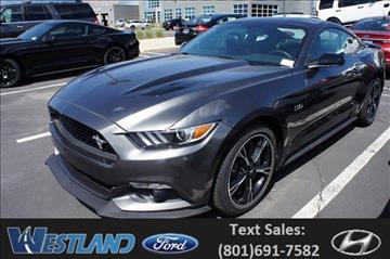 2017 Ford Mustang for sale in Ogden, UT