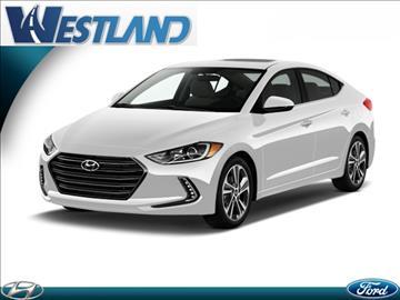 2017 Hyundai Elantra for sale in Ogden, UT