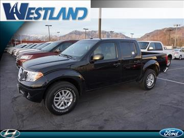 2014 Nissan Frontier for sale in Ogden, UT