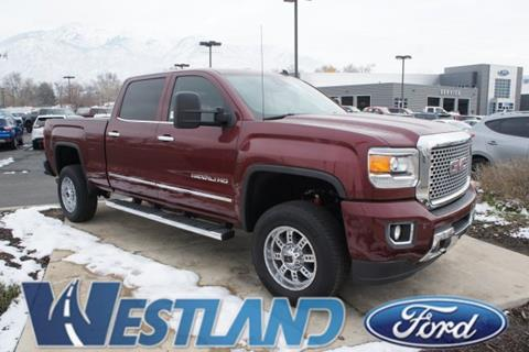 2015 GMC Sierra 2500HD for sale in Ogden, UT