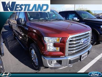 2016 Ford F-150 for sale in Ogden, UT