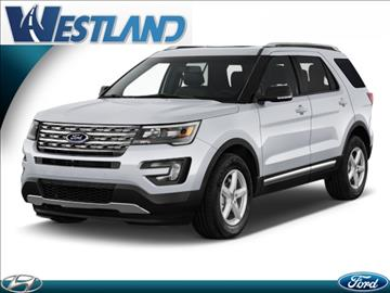 2016 Ford Explorer for sale in Ogden, UT